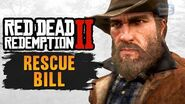 Red Dead Redemption 2 - Rescue Bill Williamson (Unique Random Event)