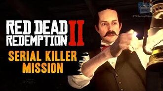 Red Dead Redemption 2 Serial Killer Mission - American Dreams