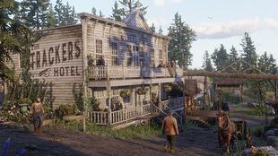 Strawberry screenshot 2 - Red Dead Redemption 2