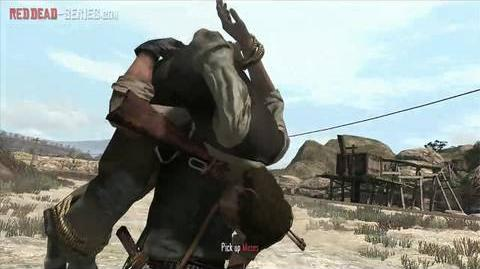 Exhuming and Other Fine Hobbies (Gold Medal) - Mission 15 - Red Dead Redemption