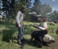 RDR2 Molly and Sean