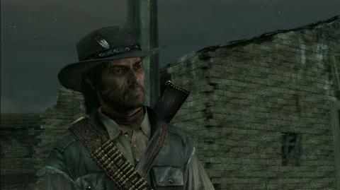 "Red Dead Redemption - mission ""Hanging Bonnie MacFarlane"""