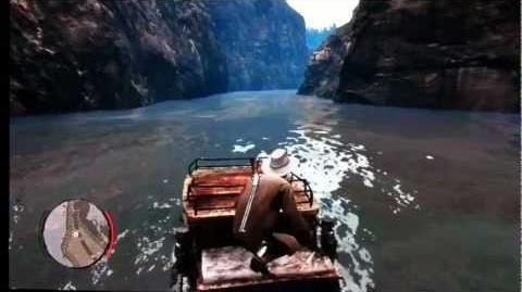 The Stagecoach Floats! How to go boating in Red Dead Redemption (the easy way)