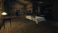 RDR Beecher's Hope Safehouse Dining Room