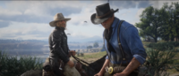 Arthur and Micah