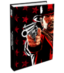 RDR2 Complete Official Guide Collectors Cover