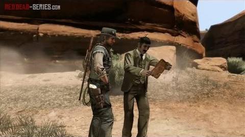 Aztec Gold - Stranger Mission - Red Dead Redemption