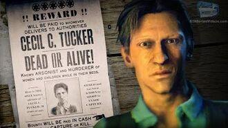 Red Dead Online Legendary Bounty 5 - Cecil C. Tucker (5-Star Difficulty - Solo)