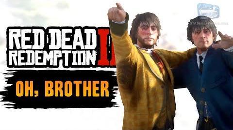 Red Dead Redemption 2 Stranger Mission - Oh, Brother