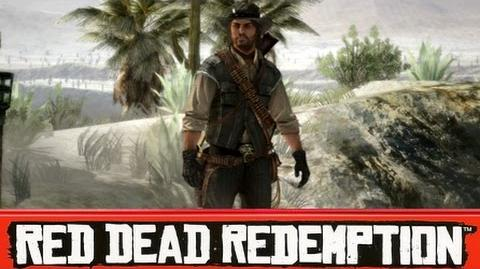 "Red Dead Redemption - mission ""Empty Promises"""