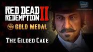 RDR2 PC - Mission 48 - The Gilded Cage Replay & Gold Medal