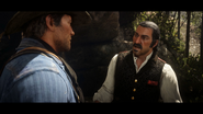 RDR 2 Trailer 3 Dutch To Arthur