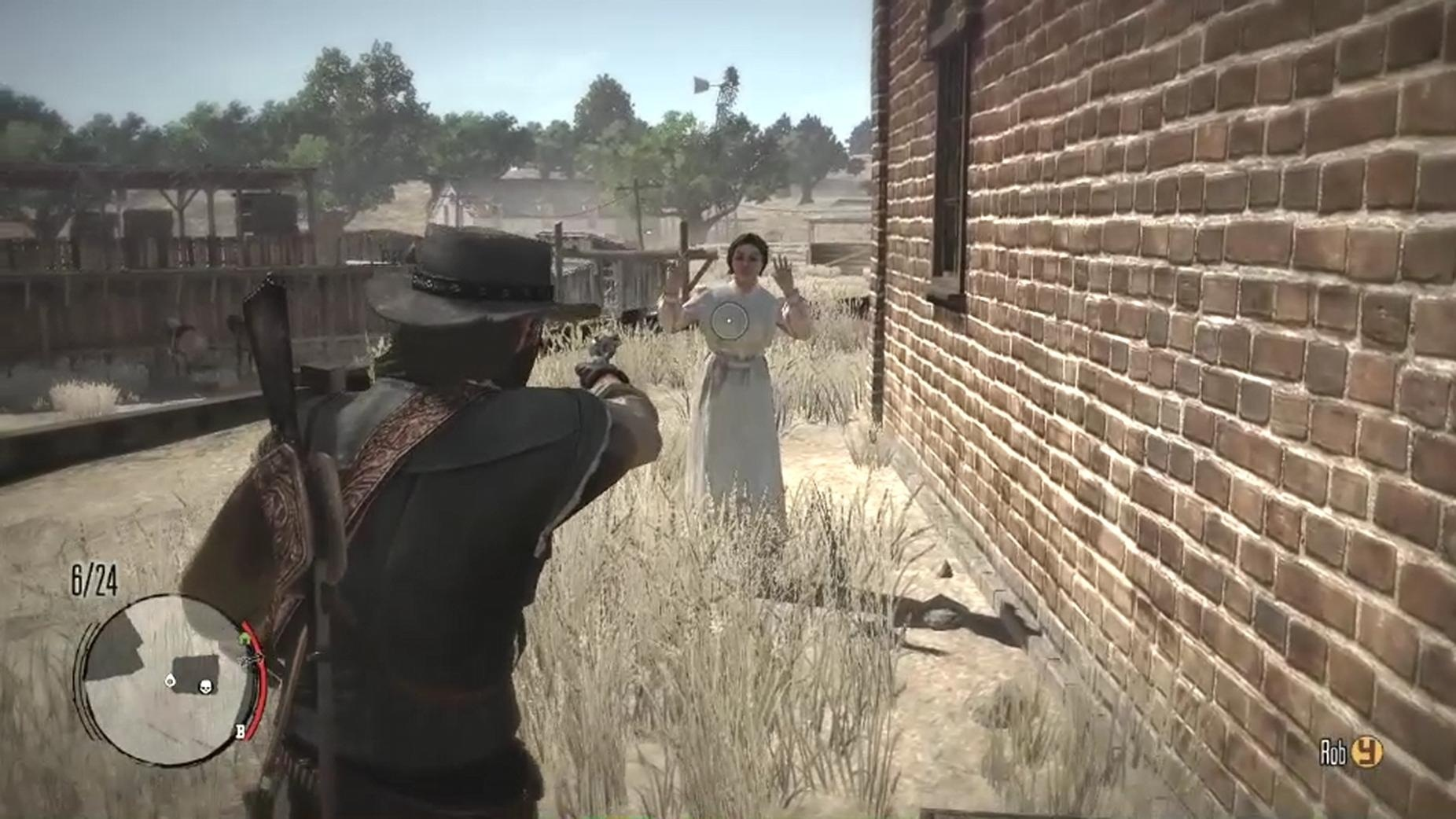 rdr2 how to rob doctor