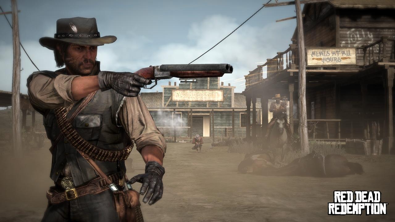 Shotguns | Red Dead Wiki | FANDOM powered by Wikia