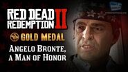RDR2 PC - Mission 43 - Angelo Bronte, a Man of Honor Replay & Gold Medal