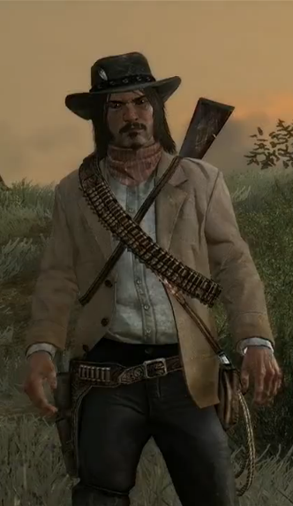 Cowboy Outfit Red Dead Wiki Fandom