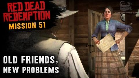 Red Dead Redemption - Mission 51 - Old Friends, New Problems (Xbox One)