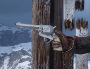 RDR2 Sadie Revolver