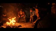 RDR 2 Trailer 3 Bon Fire