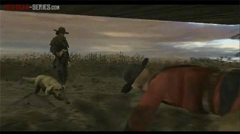 Bounty Hunter - Chapter 2 - Red Dead Revolver