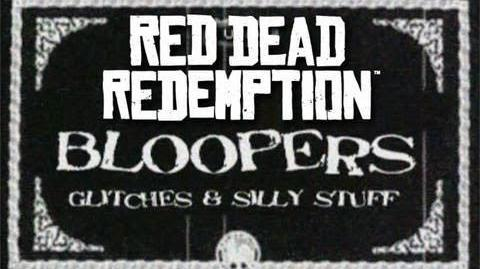 Bloopers, Glitches & Silly Stuff - Red Dead Redemption Ep. 2