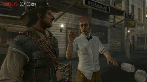 Curious Tales from Blackwater - Mission 2 - Red Dead Redemption Undead Nightmare