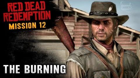 Red Dead Redemption - Mission 12 - The Burning (Xbox One)