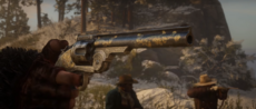 Dutch's Pistol