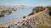 Rdr frontera bridge