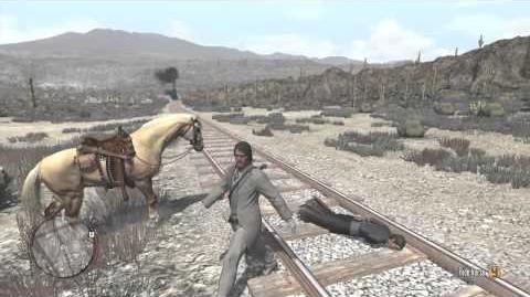 Red Dead Redemption 'Dastardly' achievement