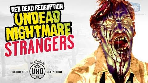 Red Dead Redemption Undead Nightmare - All Survivors Missions in 4K Xbox One X Enhanced
