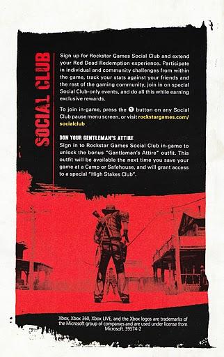 Social Club | Red Dead Wiki | FANDOM powered by Wikia