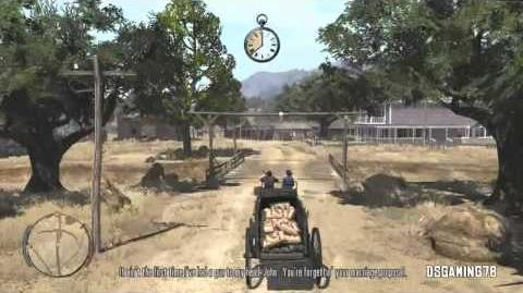 Red Dead Redemption Walkthrough - x360 - 053 - Old Friends, New Problems