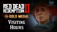 RDR2 PC - Mission 68 - Visiting Hours Replay & Gold Medal
