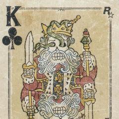 Rey de Tréboles
