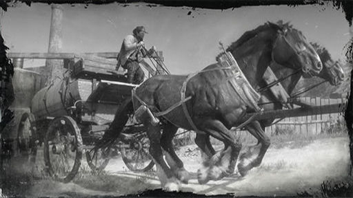 Cornwall oil wagon