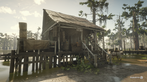 RDR2 - Bait & Tackle Shop 01