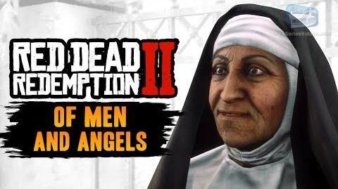 Red Dead Redemption 2 Stranger Mission - Of Men and Angels