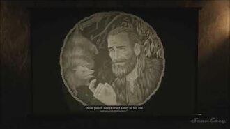 Red Dead Movie Theater Legend Of Josiah Blackwater - Hero Of A Nation