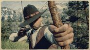 RDO Protagonist with Improve Bow