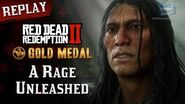 RDR2 PC - Mission 71 - A Rage Unleashed Replay & Gold Medal