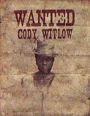 Rdr cody witlow