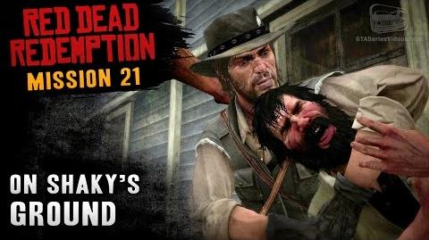 Red Dead Redemption - Mission 21 - On Shaky's Ground (Xbox One)
