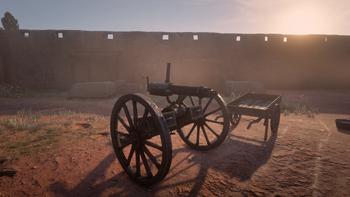 Gatling Gun | Red Dead Wiki | FANDOM powered by Wikia