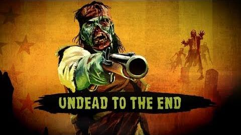 Red Dead Redemption Undead Nightmare Official Trailer