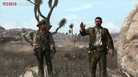 California - Stranger Mission - Red Dead Redemption