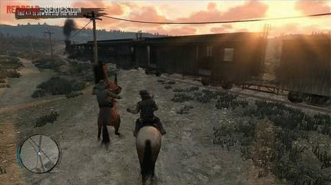 Exodus in America (Gold Medal) - Mission 1 - Red Dead Redemption
