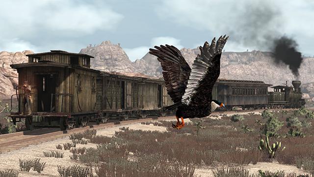 Birds in Redemption | Red Dead Wiki | FANDOM powered by Wikia