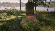 Algie Davison's Grave