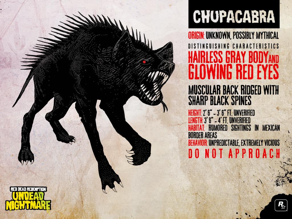 Chupacabra Red Dead Wiki Fandom Powered By Wikia